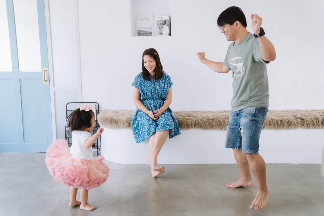 親子攝影,family,家庭寫真,全家福